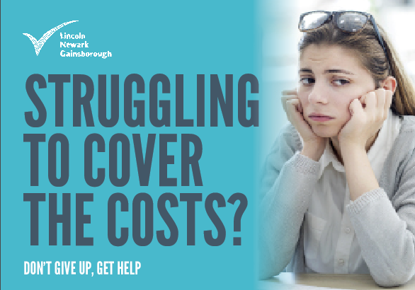 Struggling to cover costs?