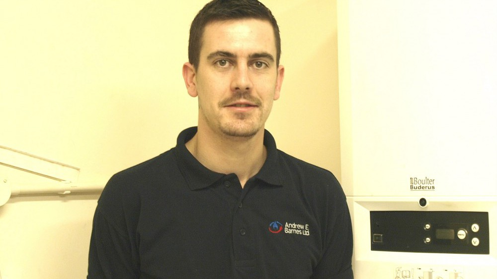 Johnny Watson - Plumbing Apprentice at Andrew E Barnes Plumbing & Heating Services