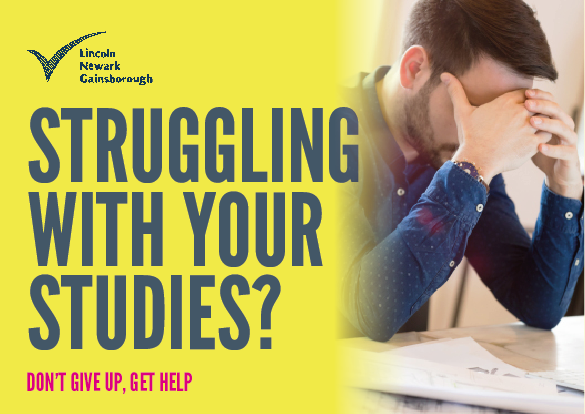 Struggling with your studies?