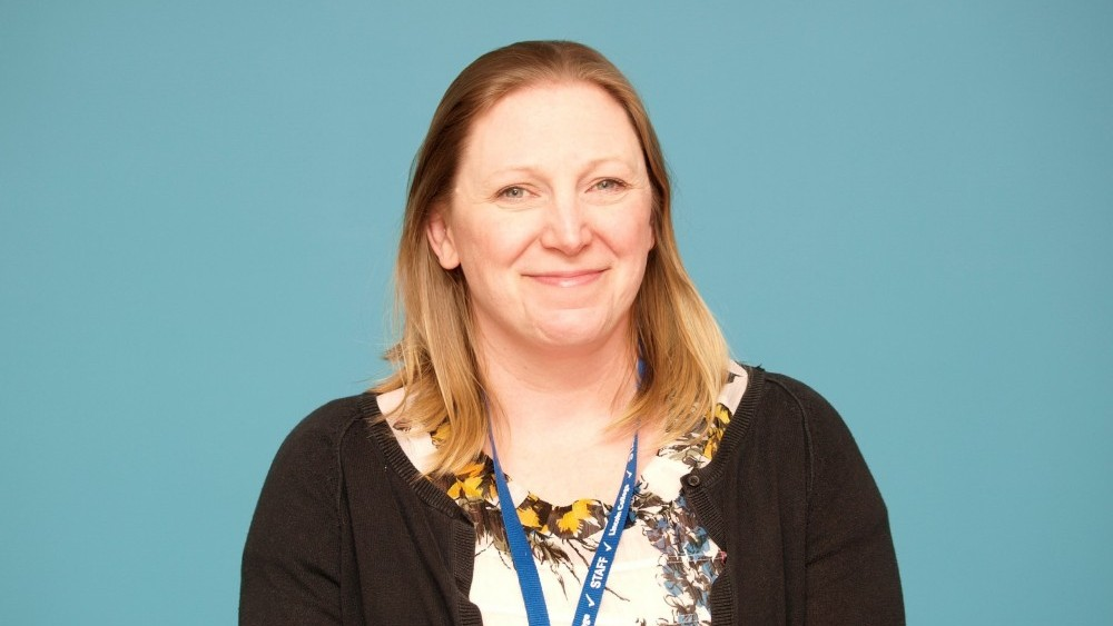 Support Staff Member- Philippa Bratby