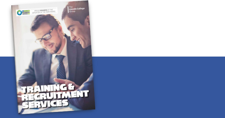 Training and Recruitment Services