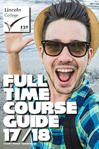Lincoln College Course Guide 2016/17