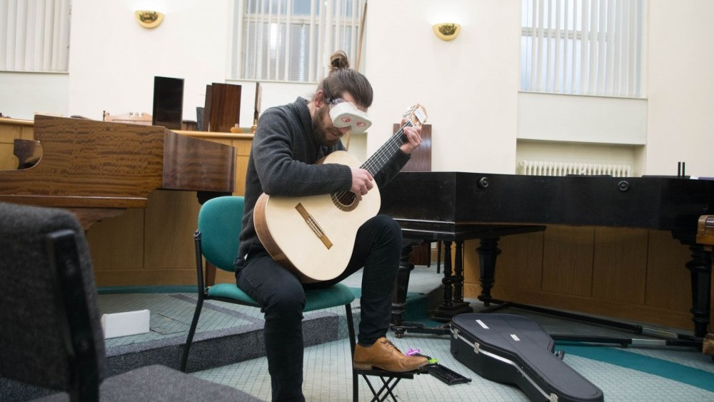 Guitar Making Students Strike A Chord With Their Creations Lincoln