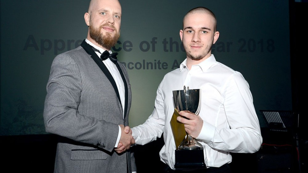 Apprentice of the Year - Cole Sims